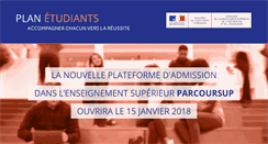 Preview of admission-postbac.fr